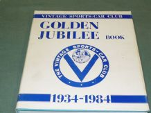 VINTAGE SPORTS CAR CLUB GOLDEN JUBILEE BOOK 1934-1984(Hull)